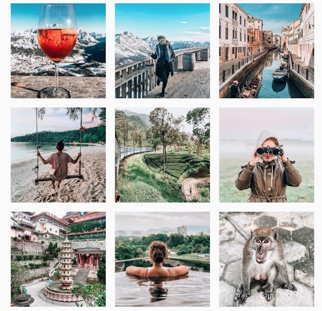 Podróżnicze inspiracje 2019 czyli kogo warto obserwować na Instagramie?