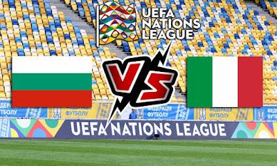 ايطاليا وبلغاريا بث مباشر