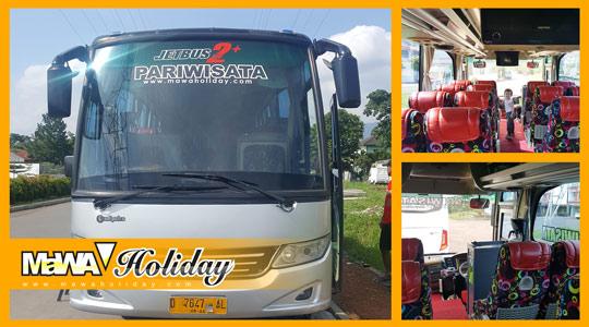 Harga Sewa Bus Pariwisata di Bandung Murah
