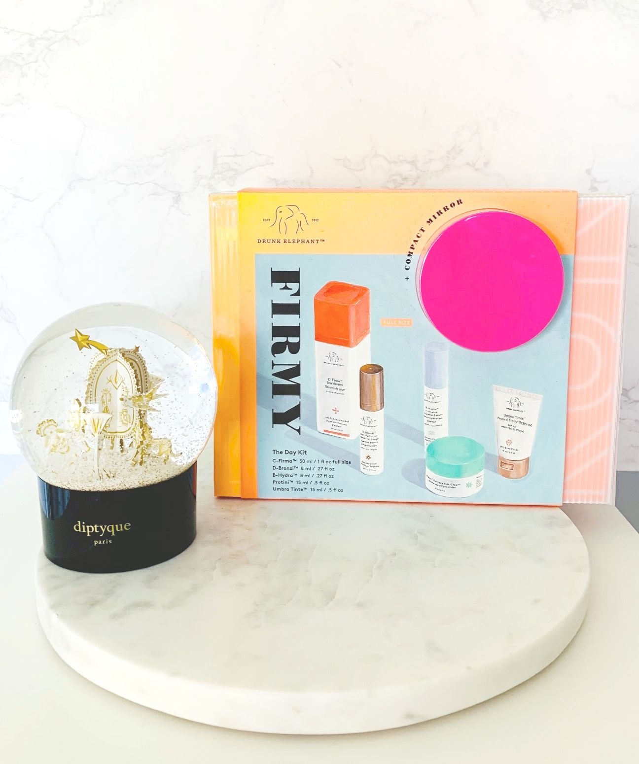 Drunk Elephant Firmy The Day Kit Review