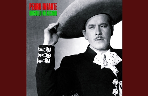 No Me Platiques   Pedro Infante Lyrics
