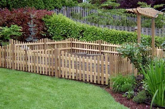 A Diva S Garden Vegetable Garden Fencing