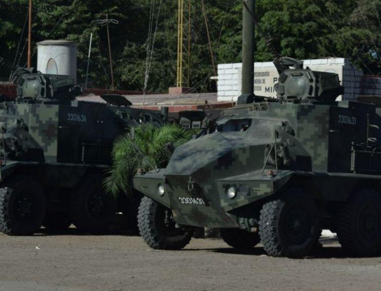 ¿Por qué militares abandonan bases en Culiacán y Navolato?