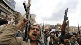 Teroris Syiah Houthi Ancam Saudi