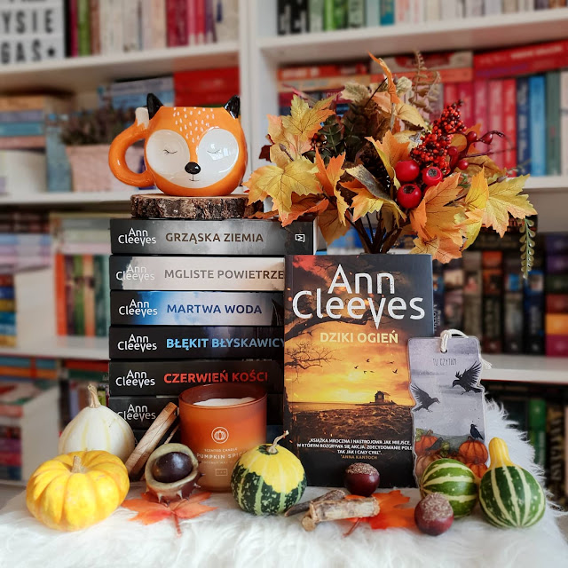 Ann Cleeves – Dziki ogień