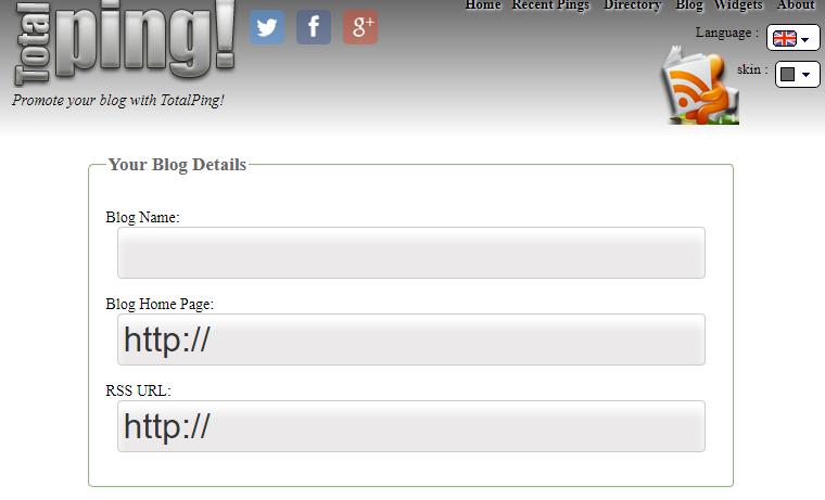 site pingleme