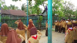 Perkemahan Sabtu Minggu (PERSAMI) MI Al Raudlah Banjarmasin