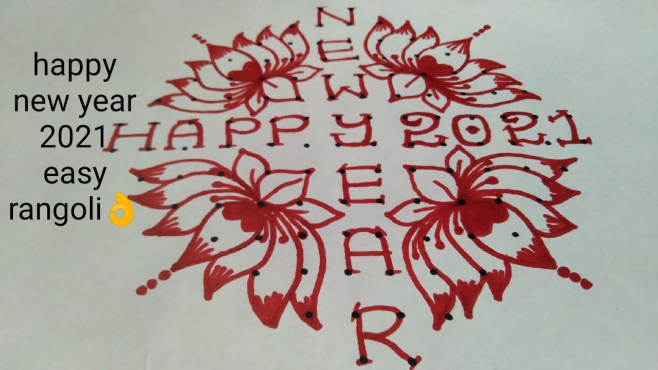 New Year 2021 Muggulu