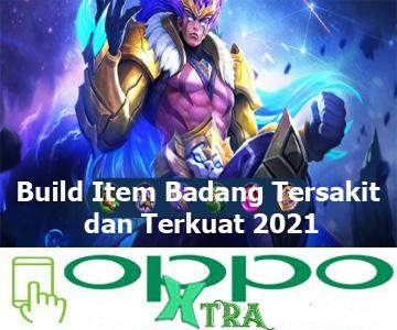 Build Item Badang Tersakit dan Terkuat 2021