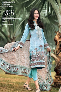Gul Ahmed Lawn Summer Collection Volume 2 2016-2017 Catalog