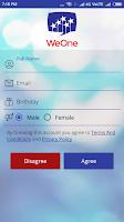 WeOne-app-watch-video-earn-free-profile-trickspur