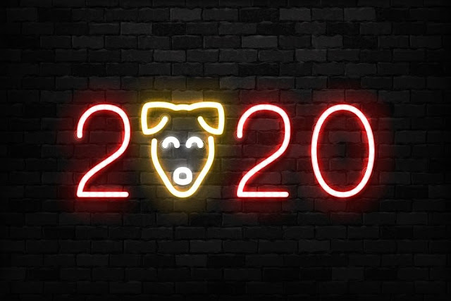 2020 happy new year wallpapers