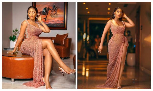 BBNaija Star, Mercy Eke Slams a troll who said her wealth should be Investigated
