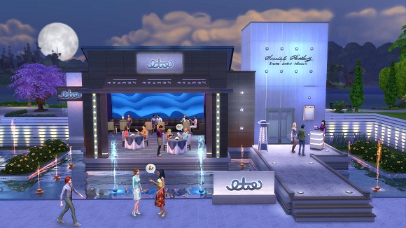 The Sims 4 Deluxe Edition v1.20.60.1020 Incl Dine Out
