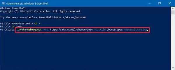 Download_Ubuntu_WSL