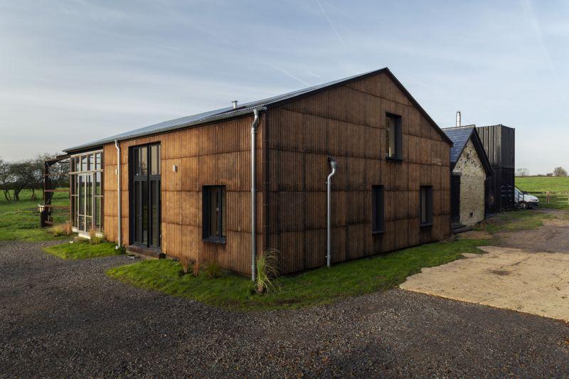 Sustainable House with Hempcrete