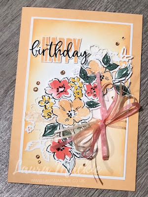Stampin Up Hand Penned