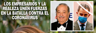 Carlos Slim Coronavirus