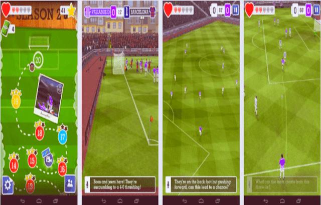 تحميل لعبة score hero من ميديا فاير