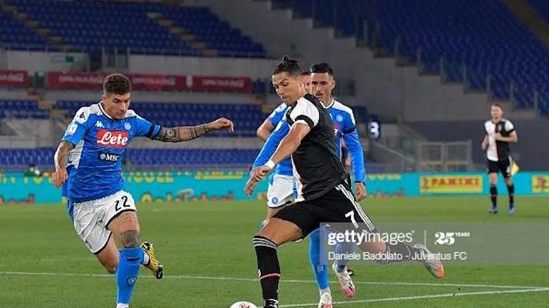 Geregetan Melihat Juventus Era Maurizio Sarri Kalah di Final Untuk Kedua Kalinya