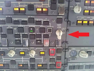 Switches for real chemtrails images.