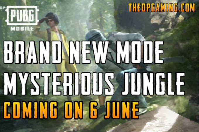 PUBG Mobile 0.18.5 Update | New Mode : Mysterious Jungle | TheOPGaming