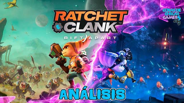 Análisis de Ratchet & Clank Una dimensión aparte para PlayStation 5