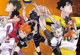ハイキュー!! | 週刊少年ジャンプ 表紙一覧 | Haikyuu!! Shōnen Jump covers