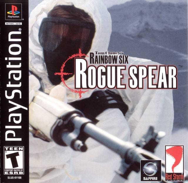 Tom Clancys Rainbow Six - Rogue Spear - PS1 - ISOs Download