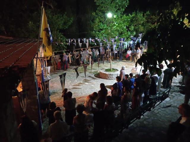 Γιορτάζει η Παναγία η Αρτεμισία: Το όμορφο ξωκλήσι στην Καρυά Αργολίδας