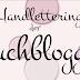 Handlettering der Buchblogger: Lettere deinen liebsten Lesesnack