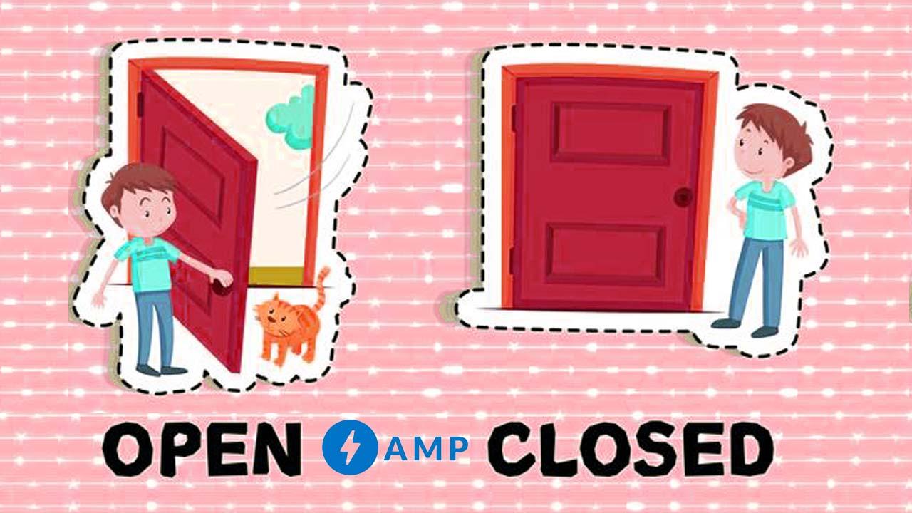 Tombol Buka Tutup Pada AMP HTML