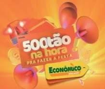 Promoção Econômico Atacadão 500Tão na Hora Aniversário 2019 - Vales-Compras