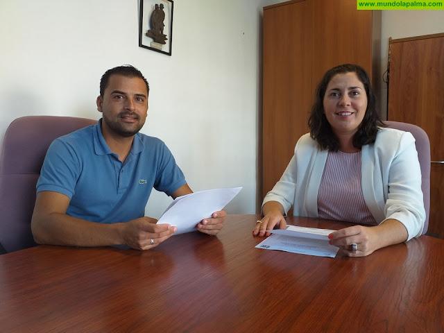 El Gobierno de Villa de Mazo ha puesto en marcha la agenda del cambio en los primeros 100 días de mandato
