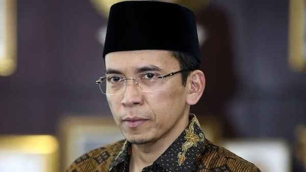 Jejak TGB: Manuver Dukung Jokowi saat Pilpres, Kini Jadi Komisaris