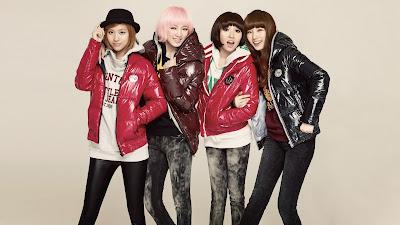 Daftar 10 Girlband Korea Terbaik dan Terpopuler