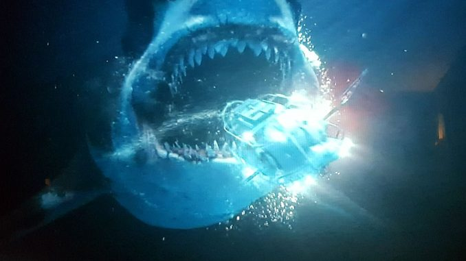 mega shark vs kolossus budget