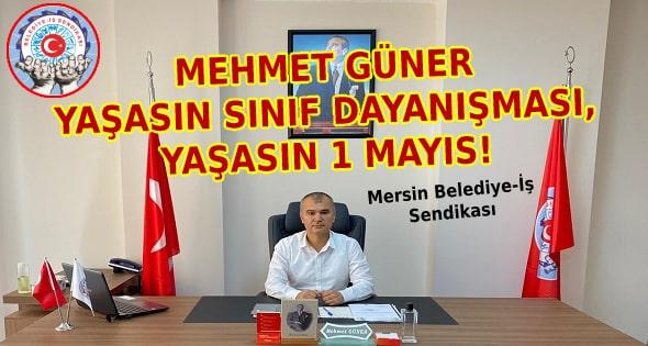 Mersin Belediye-İş Sendikası,Mersin Haber,