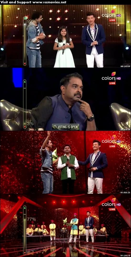 Rising Star 25 Feb 2017 HDTV 480p 400mb