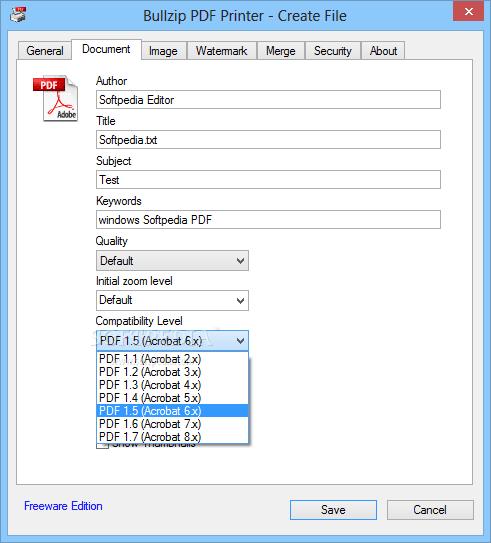 تحميل برنامج pdf printer