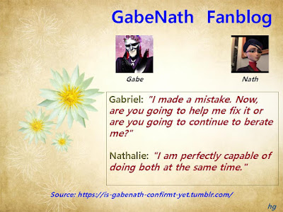 Gabe and Nath FanBlog