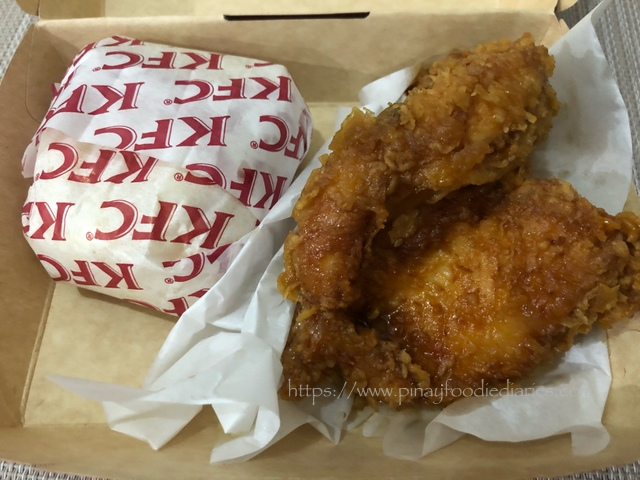 Food Trips | KFC's Garlic Butter Fried Chicken