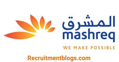 Senior Auditor (Retail Banking) COE Egypt  At Mashreq Bank