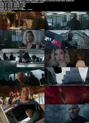 Fast & Furious Presents: Hobbs & Shaw 2019 - free movie download hd