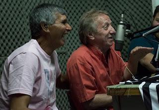 El Ruso Strak, Miguel Díaz y Phagouapé en un programa inolvidable
