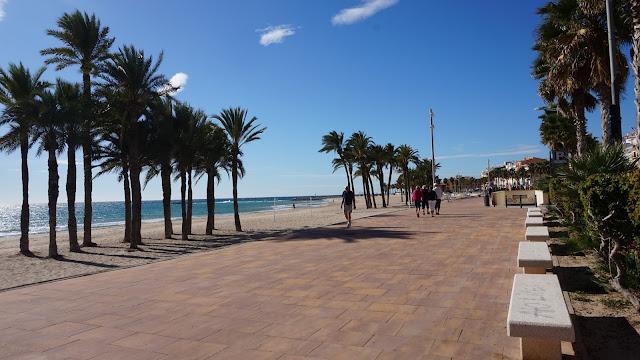 beach Villajoyosa