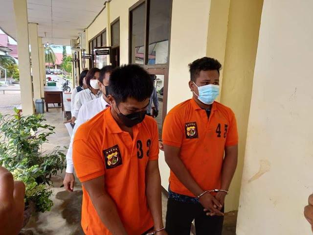 Polisi Berhasil Tahan Dua Predator Anak di Merauke.lelemuku.com.jpg