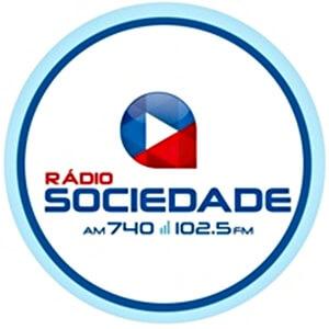 Ouvir agora Rádio Sociedade FM 102,5 - Salvador / BA