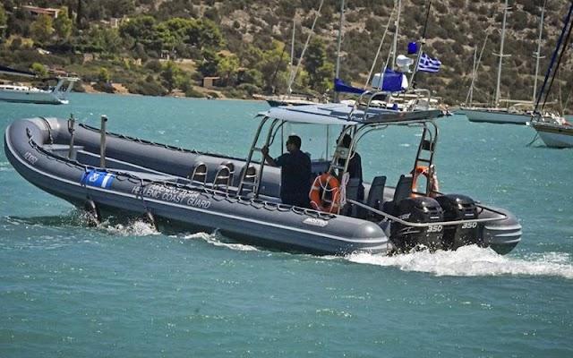 Περιπέτεια εν πλω για 2 άνδρες στη Θεσσαλονίκη