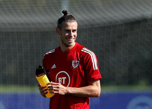 شاهد.. الابتسامة علي جاريث بيل في ريال مدريد تعود